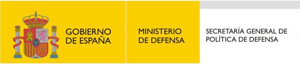 Esta actividad ha recibido una subvención de la Secretaría General de Política de Defensa del Ministerio de Defensa